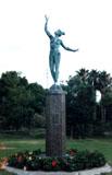 「FLORA」野外彫刻イメージ