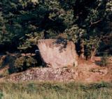 「琴弾岩」野外彫刻イメージ