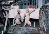 「希望を持って」野外彫刻イメージ