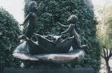 「福山市ばら公園」野外彫刻イメージ
