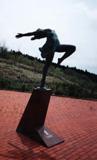 「踊り子」野外彫刻イメージ